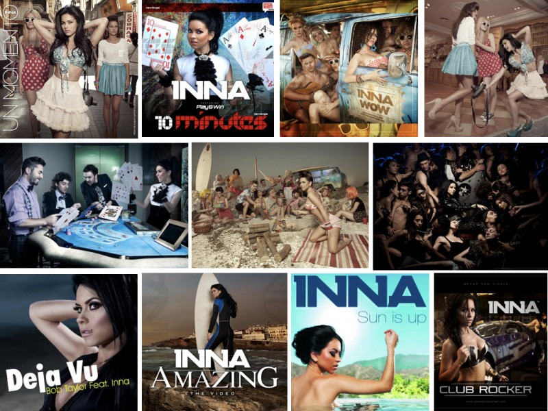 Inna - songs