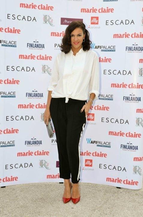 Maria Andrei-Marie Claire