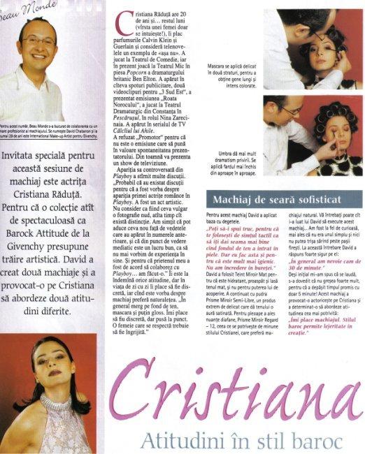 Cristiana Raduta - 3