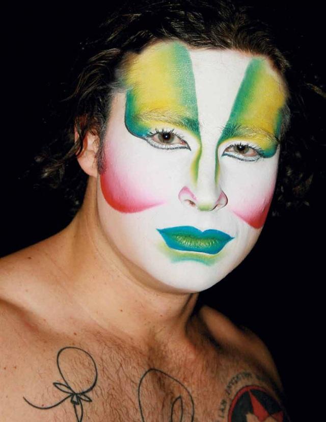 Olivier Cirque du Soleil