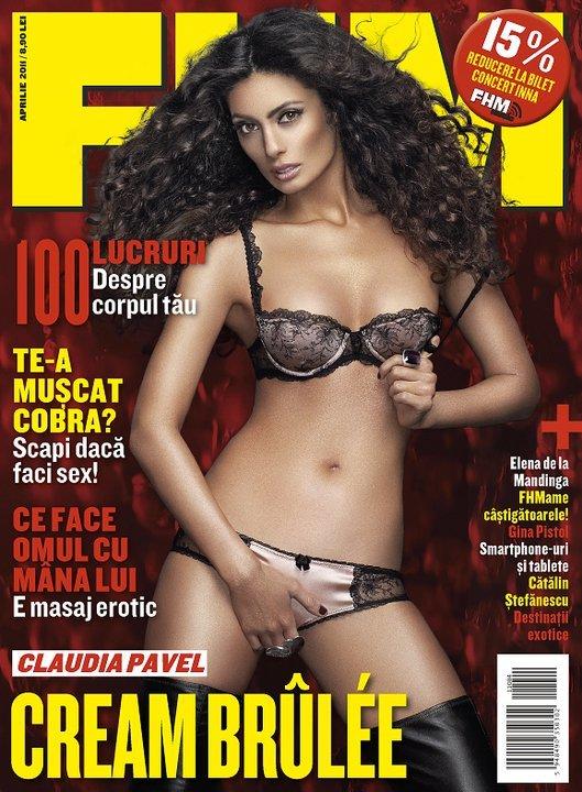 Claudia Pavel - 1