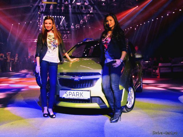 Chevrolet Spark Release - 1