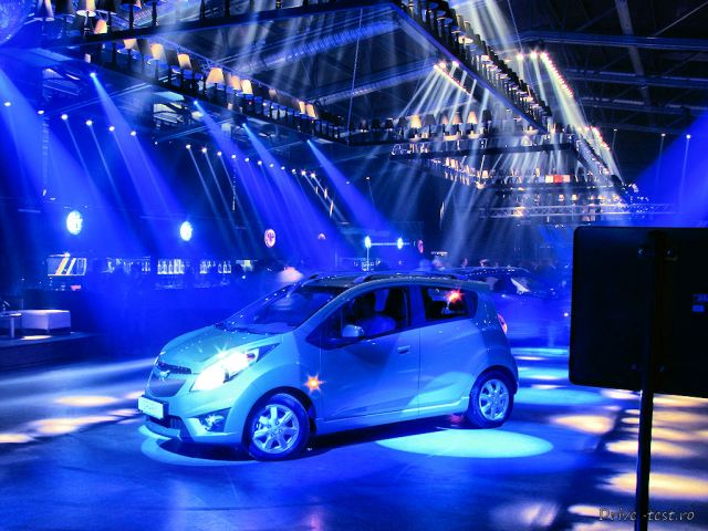 Chevrolet Spark Release - 2