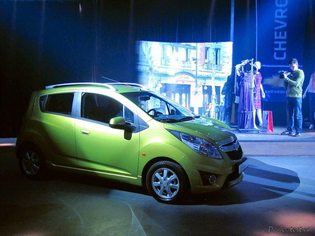 Chevrolet Spark Release - 3