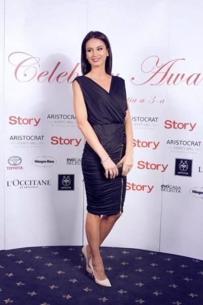 Geanina Ilies @ Story Celebrity Awards 2014